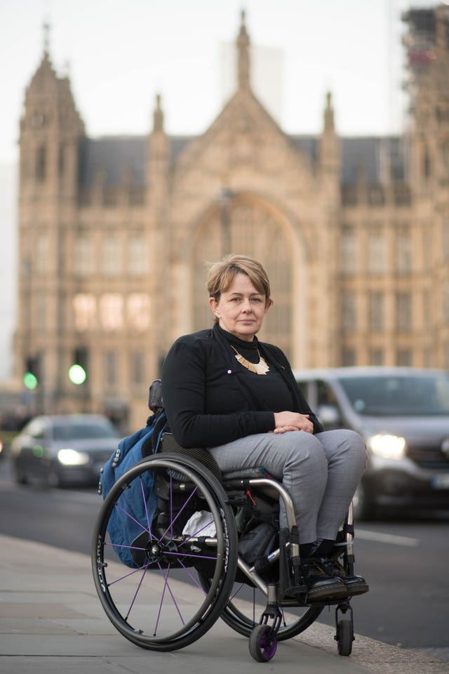 Baroness Tanni Grey-Thompson said improvements should have started 20 years ago (Stefan Rousseau/PA)
