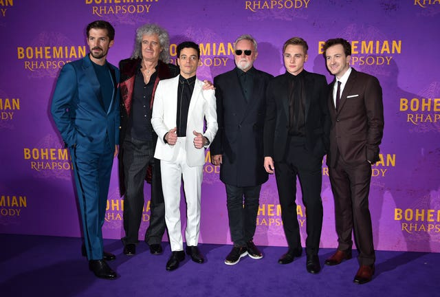 Bohemian Rhapsody World Premiere – London