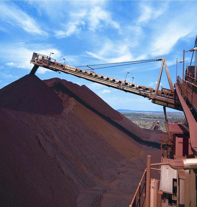 Mining tailings