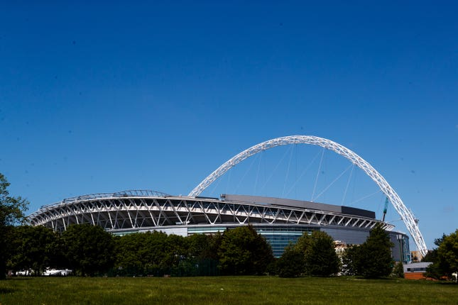 The final of Euro 2020 will be held at Wembley Stadium