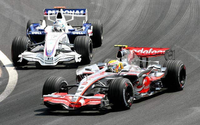 Hamilton has always been among the quickest drivers on the grid