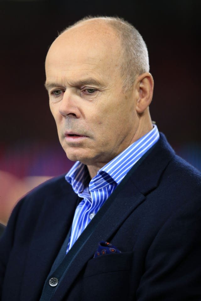 Sir Clive Woodward's (pictured) comparison between Joe Cokanasiga and Jonah Lomu has been branded