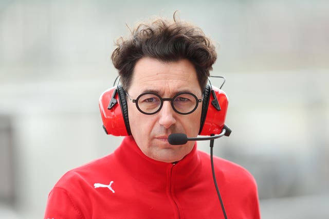 Ferrari Team Principle Mattia Binotto has been among the voices against a further spending reduction