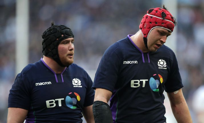 France v Scotland – Guinness Six Nations – Stade De France