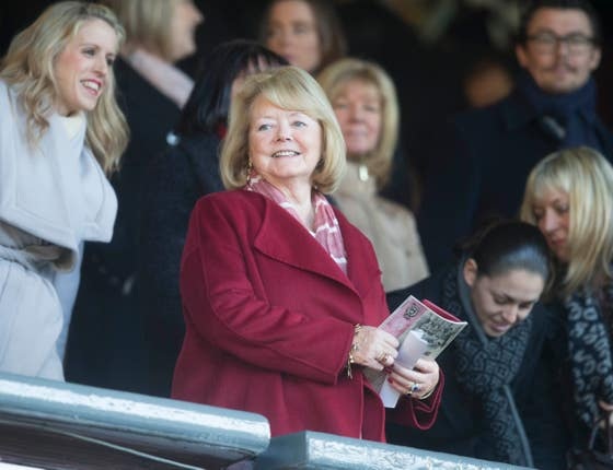 Hearts owner Ann Budge has been consulting with legal advisors