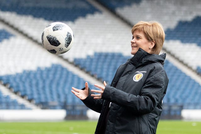 Nicola Sturgeon's measures will affect football