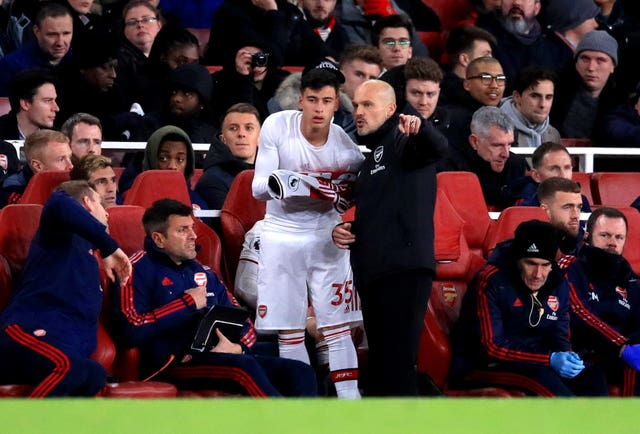 Freddie Ljungberg could not inspire Arsenal