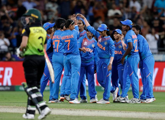 India have won all four of their matches at this year's World Cup
