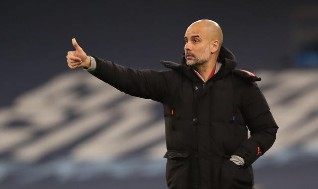 Manchester City manager Pep Guardiola, who turns 50 on Monday, saw his side climb up to second in the table