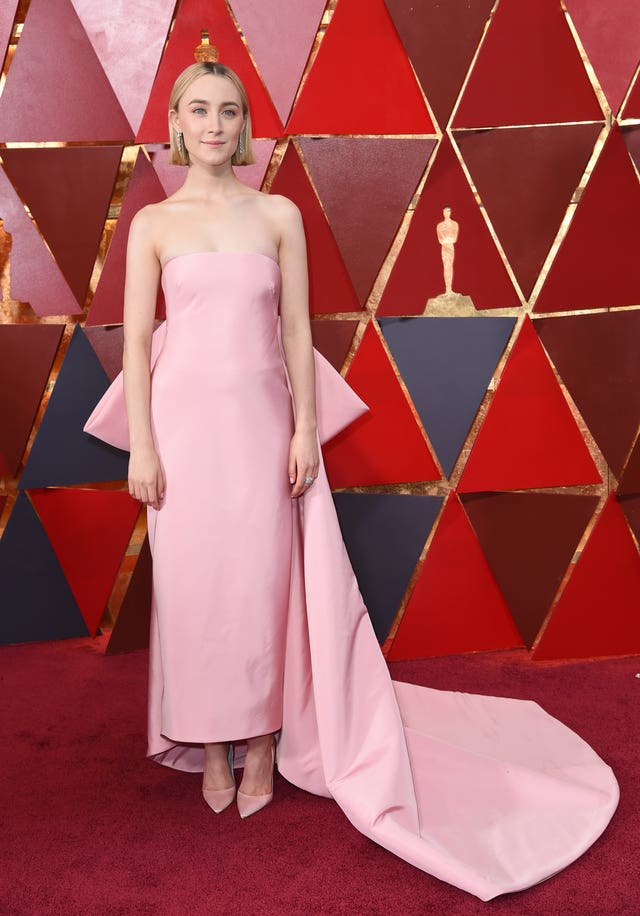 Saoirse Ronan (Richard Shotwell/Invision/AP)