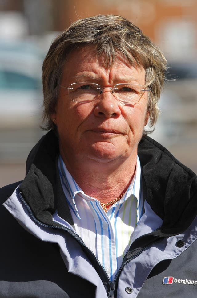 Dr Jane Barton, who was found guilty of serious professional misconduct by a Fitness to Practise Panel at the General Medical Council (GMC) in 2010 (Chris Ison/PA)
