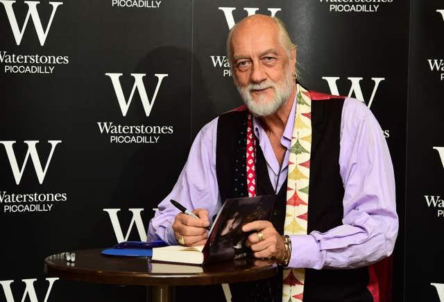 Mick Fleetwood – London