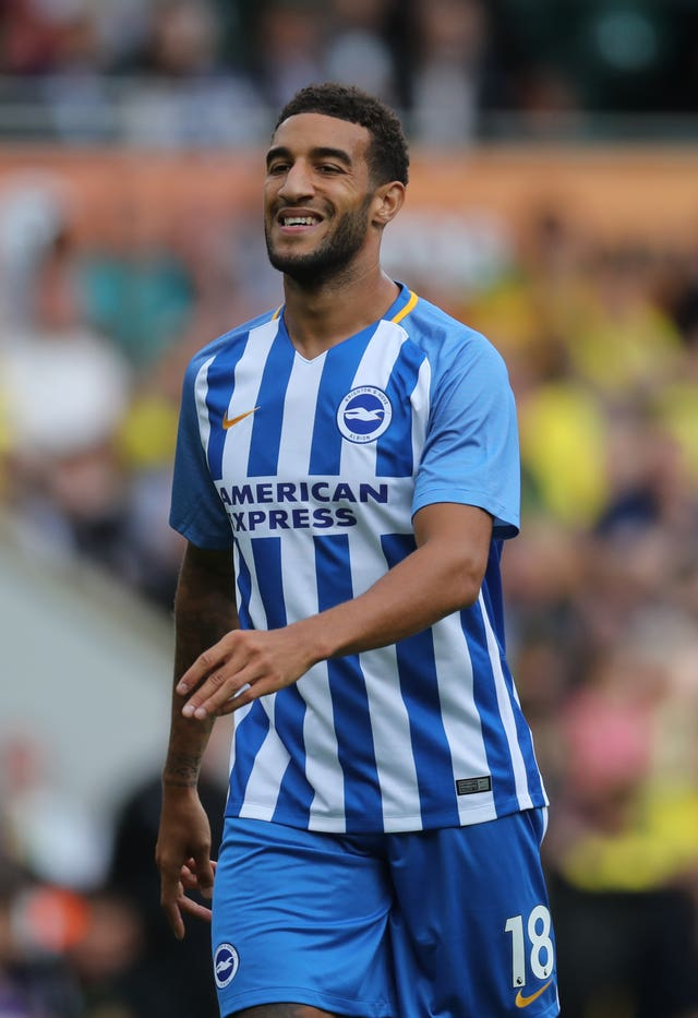 Connor Goldson was aiming for promotion to the Premier League with Brighton when he discovered his heart scare