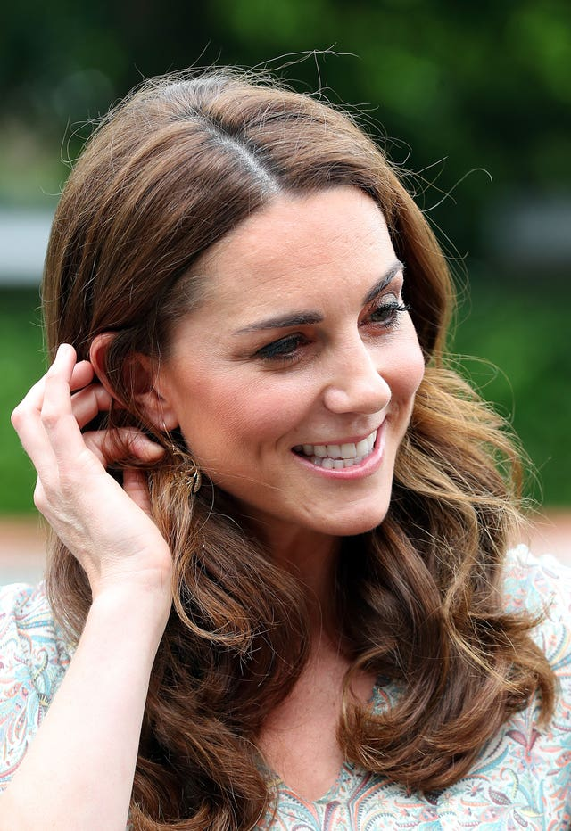 The duchess at Warren Park Children's Centre