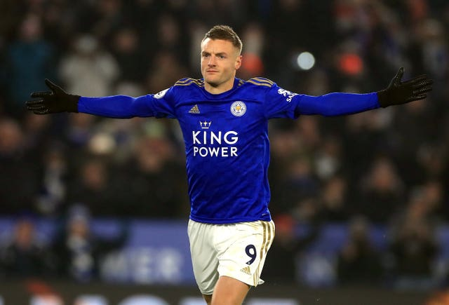 Ancelotti is wary of the threat of Jamie Vardy