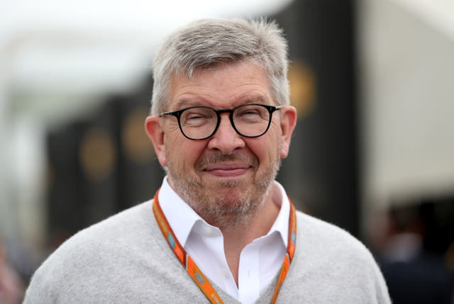 Ross Brawn, Formula One's motor sports managing director, believes a decision on this year's Chinese Grand Prix will be made in the next few weeks.