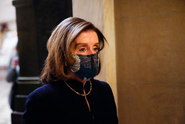Nancy Pelosi (Alex Brandon/AP)