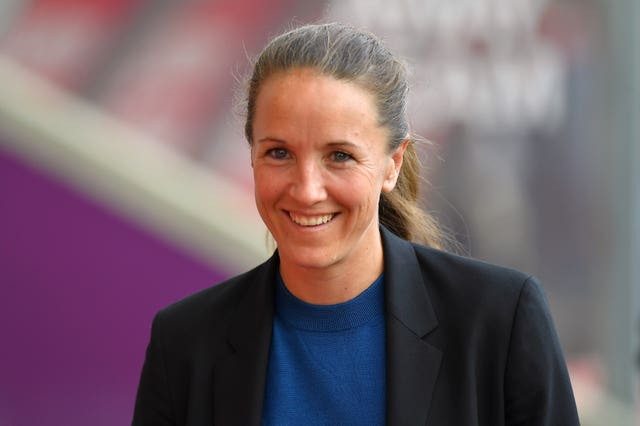 Casey Stoney File Photo