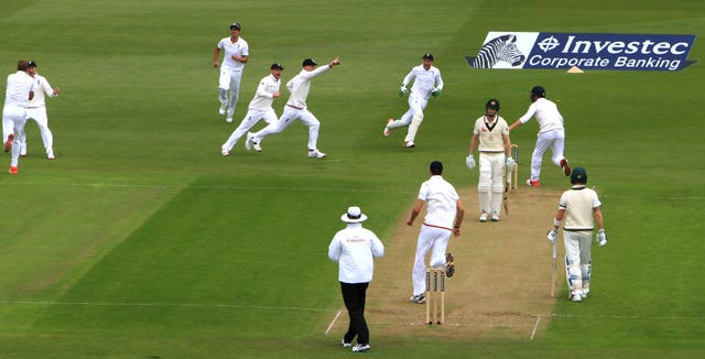 Cricket – Fourth Investec Ashes Test – England v Australia – Day One – Trent Bridge