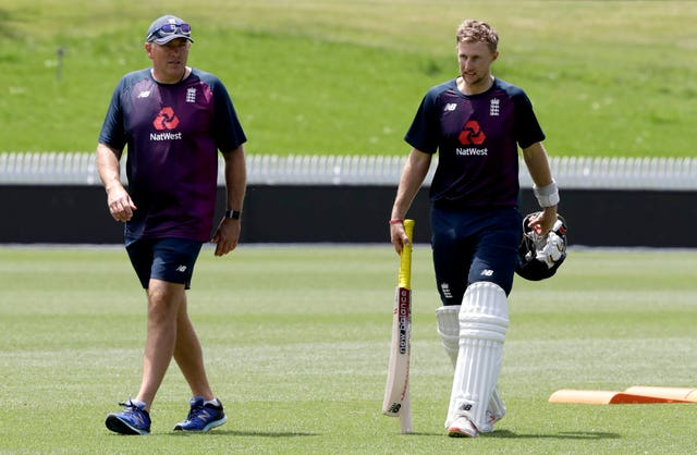 Root and Chris Silverwood are looking to turn around England's fortunes