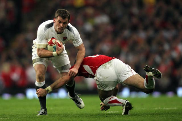 Mark Cueto enjoyed a fine career with England and Sale