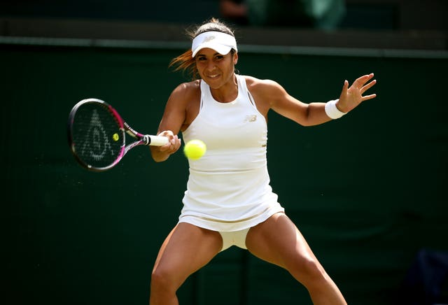 Heather Watson will look to make the most of her opportunity in Melbourne