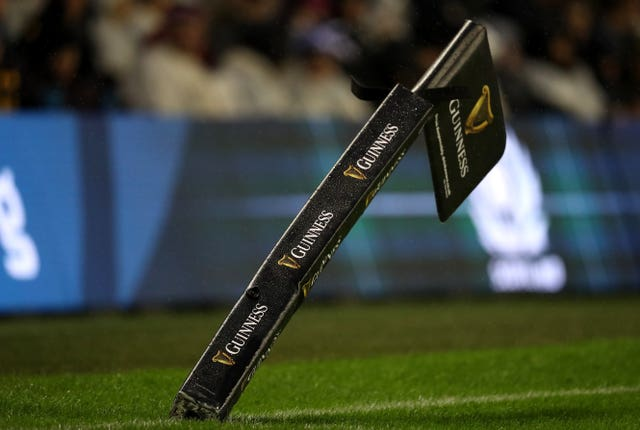 The Calcutta Cup was played in atrocious conditions