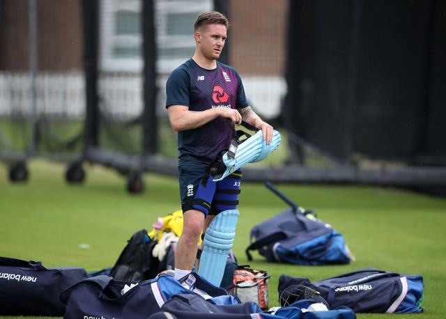 Jason Roy had a nets session in the build up to the Australia game