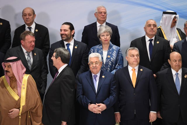 EU-League of Arab States Summit