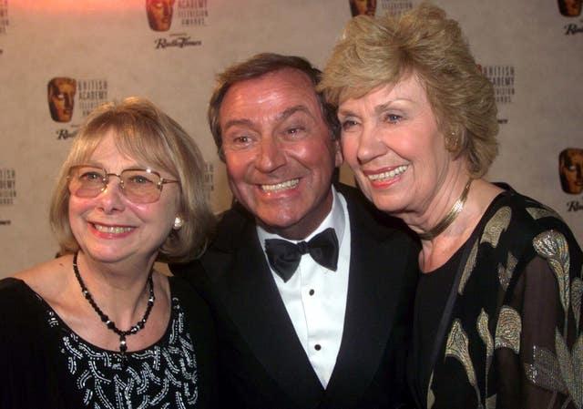 BAFTAs/Morecambe & Wise widows