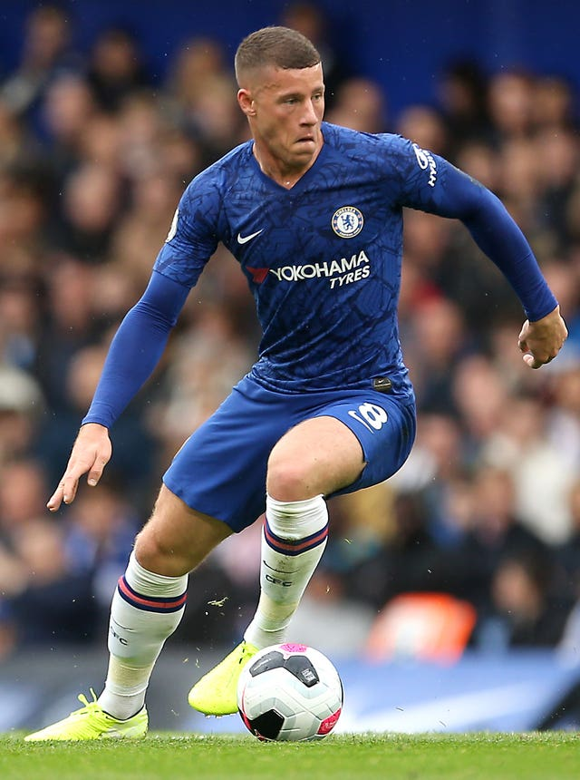 Ross Barkley misses the game with Ajax because of an ankle injury