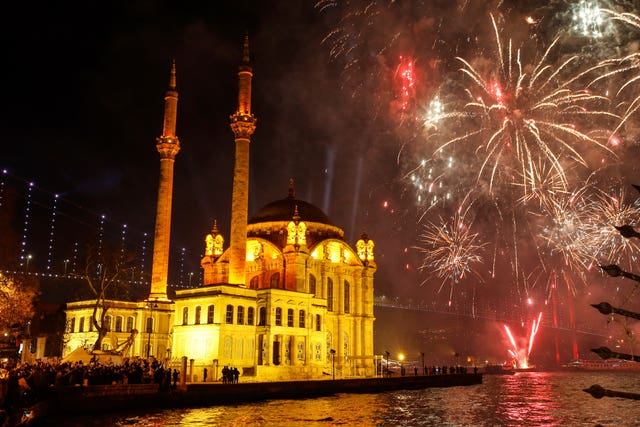 Turkey New Year