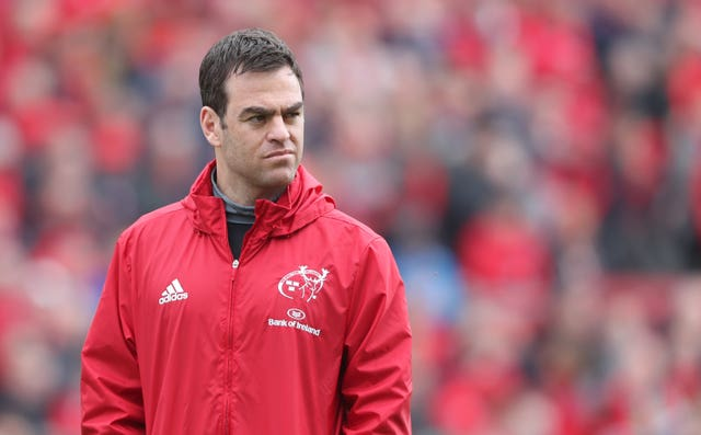 Munster boss Johann van Graan admits his team were beaten by the better side (
