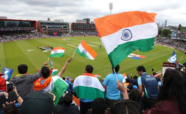 India have won twice at Old Trafford
