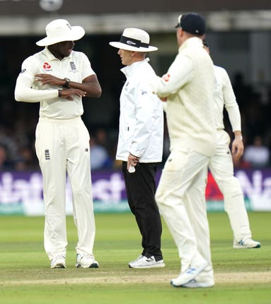 Jofra Archer has impressed for England