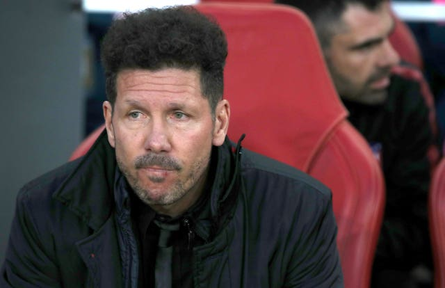 Diego Simeone has yet to taste victory over Barcelona at the Nou Camp since taking charge of Atletico Madrid