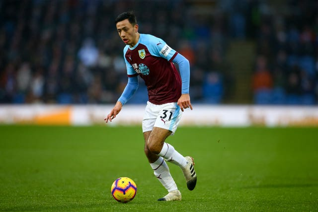 Dwight McNeil has impressed in the Burnley team of late.
