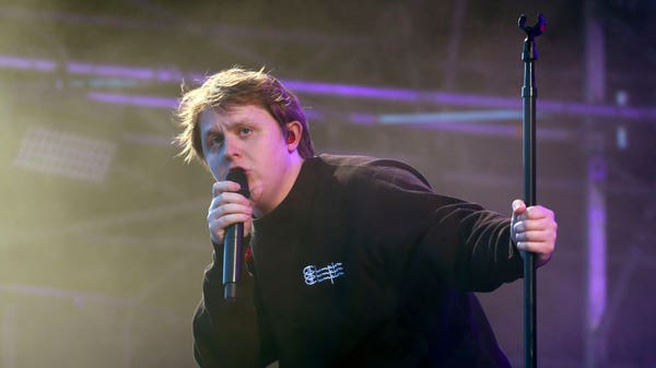 Lewis Capaldi's debut album returns to number one on its one-year anniversary