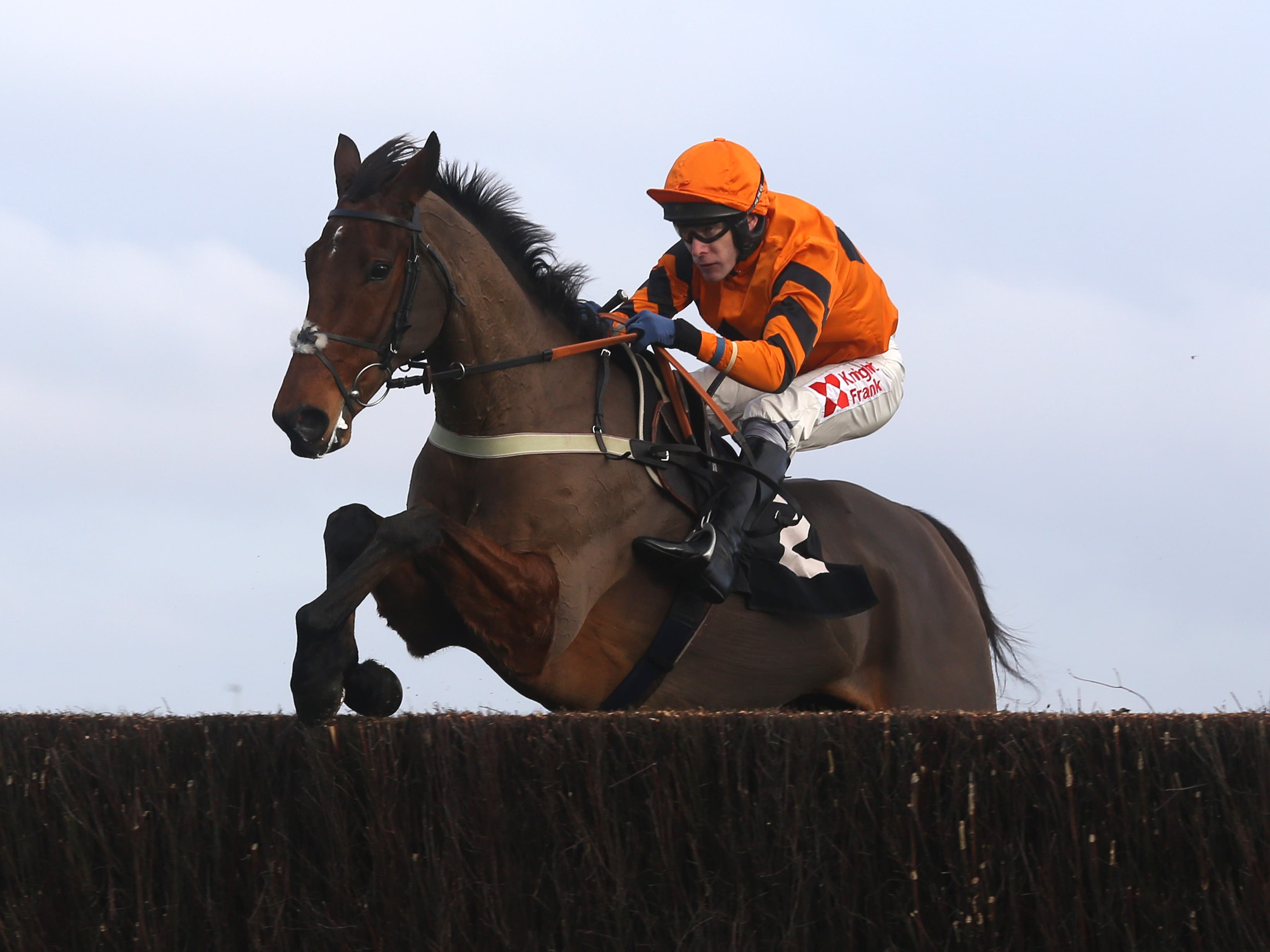 Thistlecrack has been plagued by injuries in recent years (Julian Herbert/PA)