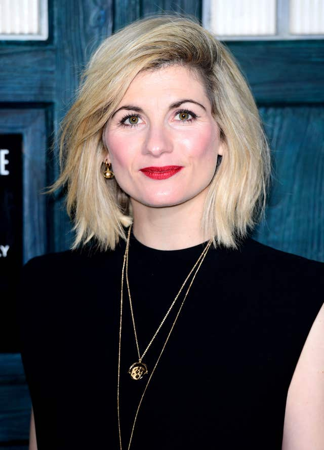 Jodie Whittaker comments