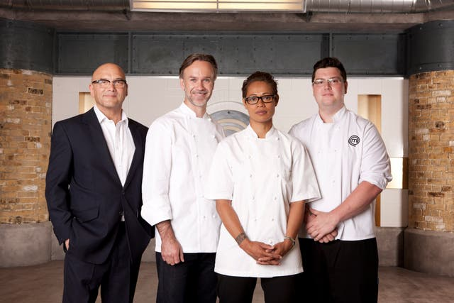MasterChef The Professionals 2014