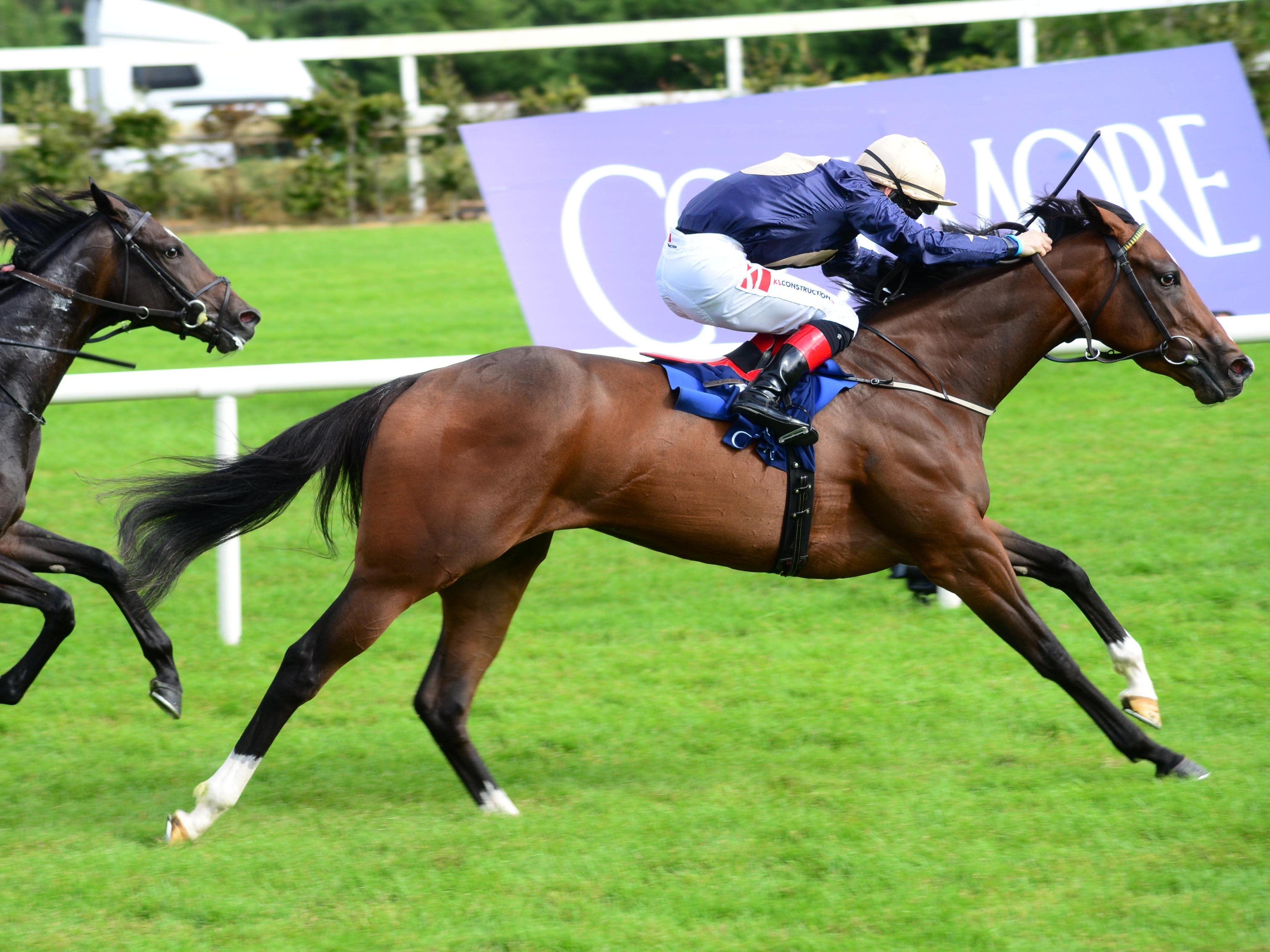 Matron Stakes winner Champers Elysees starts her 2021 campaign in the Athasi Stakes at the Curragh (PA)