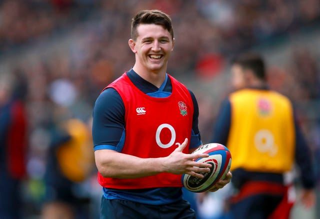 England and Sale's Tom Curry could be set for a busy 12 months, especially if he is picked for the British & Irish Lions squad