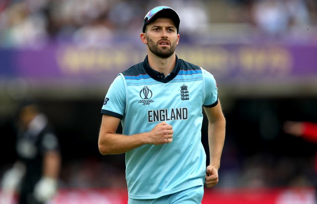 Mark Wood has been ruled out for four to six weeks with a left side strain