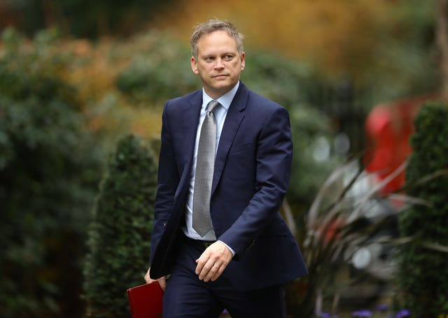 Grant Shapps on BBC