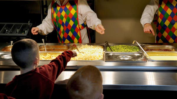 Food vouchers go out to youngsters from low-income families