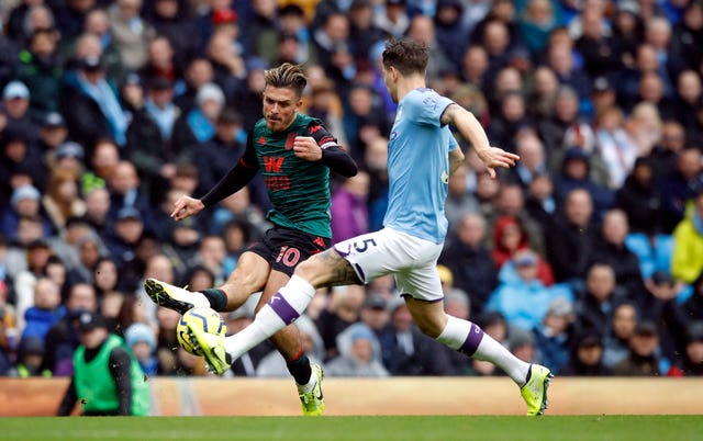 Jack Grealish and John Stones are pushing for inclusion