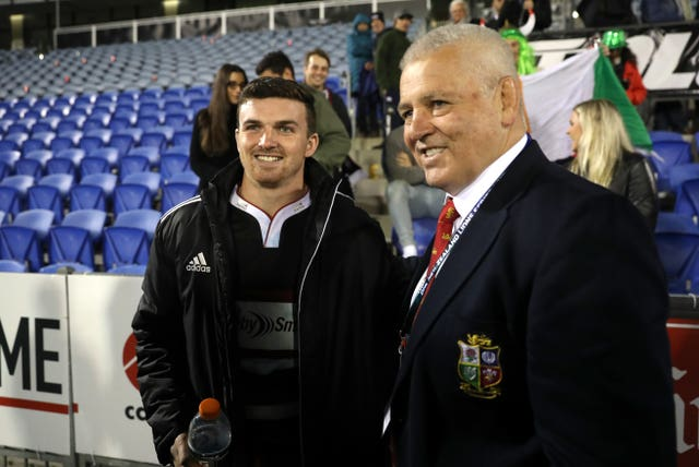 Provincial Union XV v British and Irish Lions – Toll Stadium