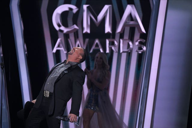 53rd Annual CMA Awards – Show