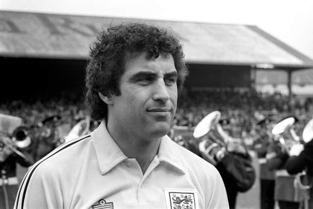 Peter Shilton gets the nod between the sticks